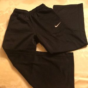 Nike Sweat Ladies Sz M Capris